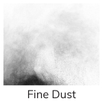 Fines dust
