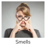 Smells and odours
